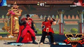 Street Fighter V AE Ken vs Rashid PC Mod - The Most Popular
