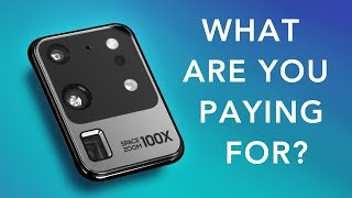 $1400 vs $250 - Samsung S20 Ultra Camera