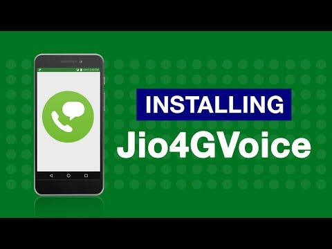 Jio4GVoice - How to Download and Install Jio4GVoice App | Reliance Jio
