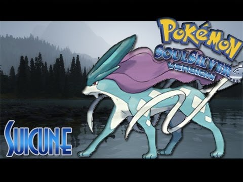 Pokemon Soul Silver - How to Catch Suicune [US Version]