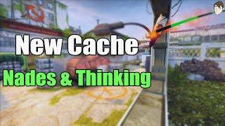 New Cache Nades, Smokes, Molotovs & Thoughts