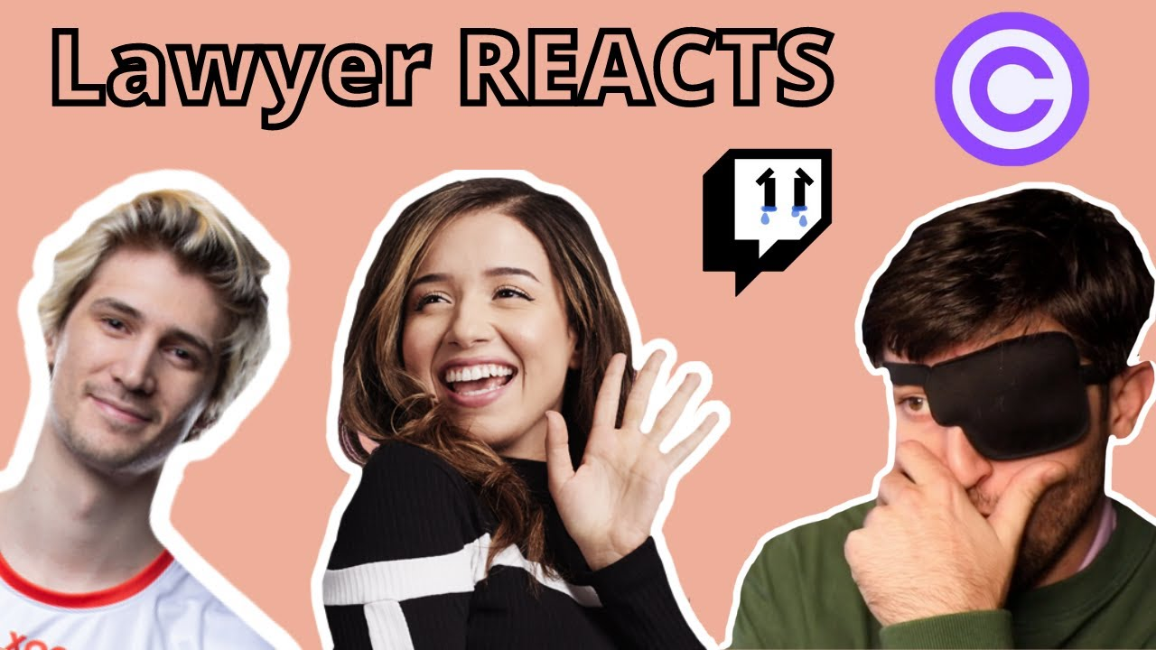 xQc, Pokimane, H3, And DMCA Drama | Lawyer Reacts