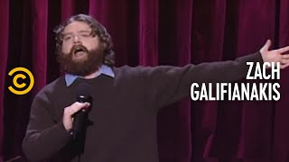 Zach Galifianakis - Ideas and Characters - Comedy Central Presents