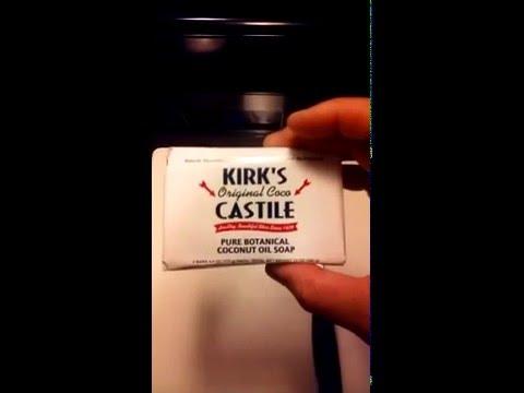 MY DIY CASTILE SOAP/SHAMPOO
