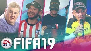 "BEST OF FIFA 19 : Tournoi 2v2 ""influenceurs"" all-star"