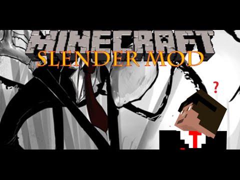 JE VEUX PAAAAAS :'( - MOD Slender Minecraft [FR] [HD]