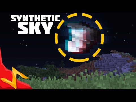 Sarc's Minecraft - A Synthetic Sky