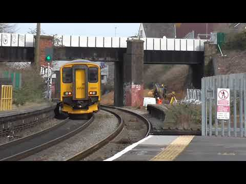 150261 2B06 Bristol Temple Meads   Cardiff Central