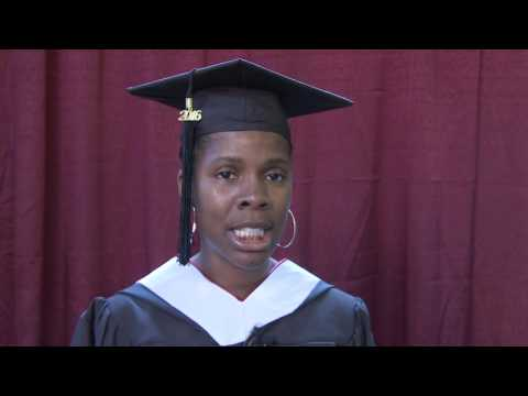 Hear From Our Grads: Nicole Trent-Noble, BA '16