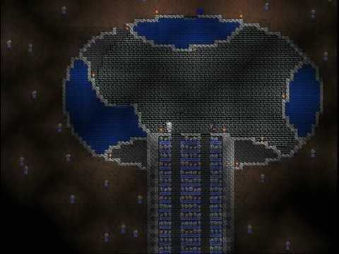 Terraria - King Mushroom