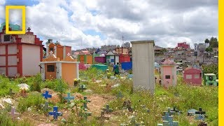 Look Inside One of the World's Most Colorful Cemeteries | National Geographic