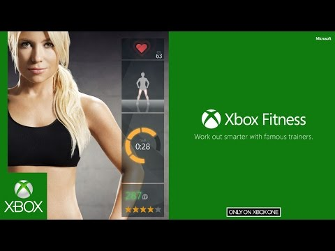 Xbox Fitness:  Tracy Anderson