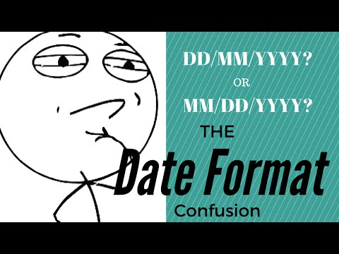 Excel - The Date Format Confusion #3
