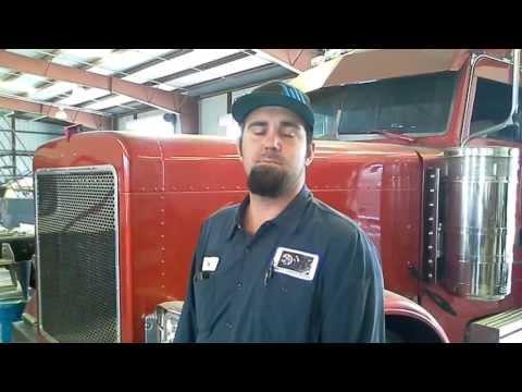 Diesel Truck Repair Shop Southern California
