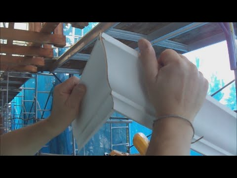 Cutting Crown Molding Trim Tips: How to Cut Inside Outside Corners Youcandoityourself
