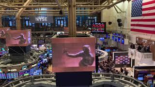 Tua Tagovailoa, Heisman Trophy finalists ring final bell New York Stock Exchange