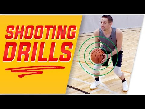 3 Shooting Drills to Instantly Increase Shot Speed: Basketball Shooting Drills