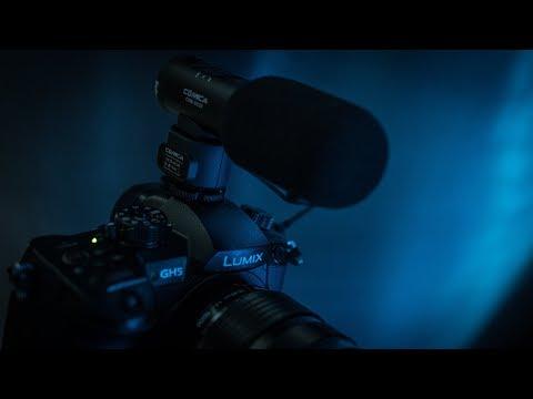 COMICA CVM-SV20 Shotgun Video Microphone
