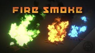 Unity Shader Graph - Fire Flames Shader Tutorial