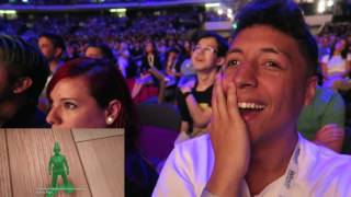 Kingdom Hearts 3 D23 Trailer Top 3 Reactions [ TheGamersJoint, SkywardWing, HMK]