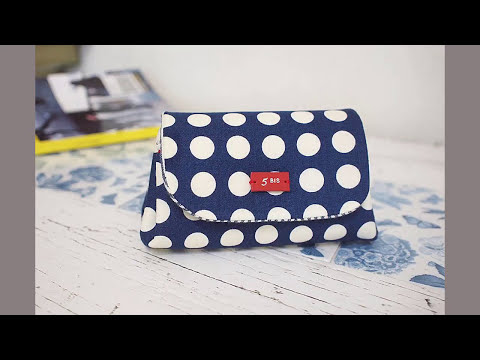 Shine Sewing Tutorial  How to Sew Wallet