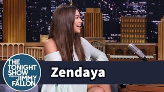 Zendaya On Playing Mysterious Michelle In Spider man Homecoming