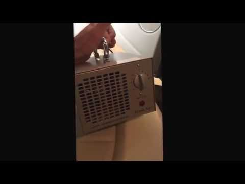 How to get rid of cigarette odor with air purifier ozone machine generator remove smoke smell