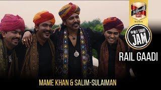 Rail Gaadi | Mame Khan | Salim-Sulaiman | Rajasthani Song |  McDowell's #No1YAARIJAM