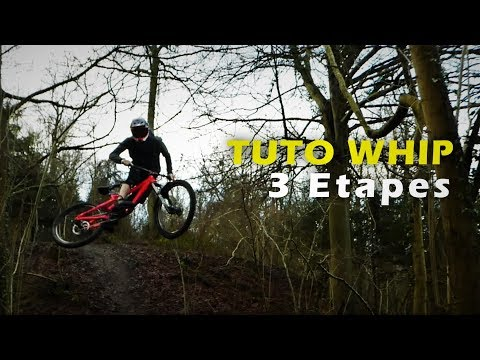 Tuto VTT | Faire un Whip en 3 étapes simples | DROP