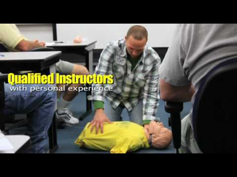 SMART Safety Group First Aid CPR Training