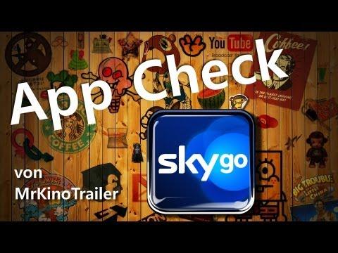 App Check - Sky go