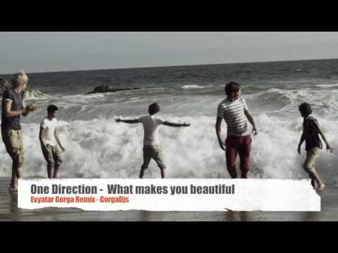 One Direction - What makes you beautiful (Evyatar Gorga Remix)