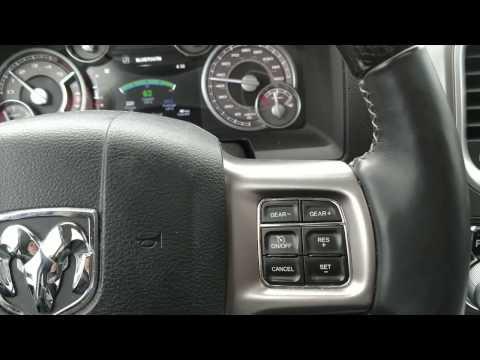 Ram 1500 Cruise Control problems - Ram EcoDiesel
