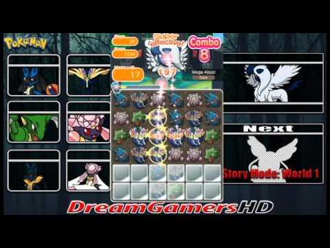 Pokemon Shuffle Mobile #6 Mega Absol Competition