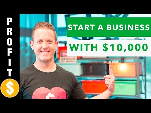 How to Start a Business With $10,000 or less