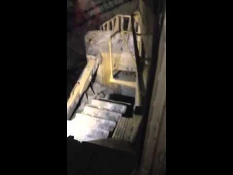 D11N pushing ore