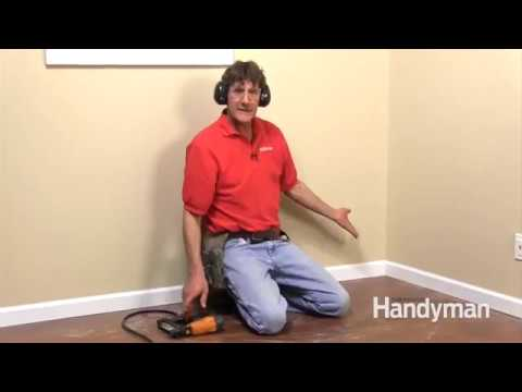 How to Cope Baseboard with a Miter Saw