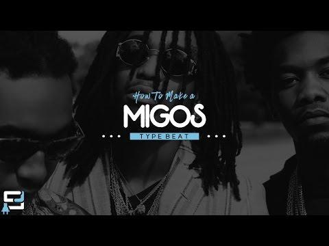 How to make a Migos type beat (FL Studio Tutorial)
