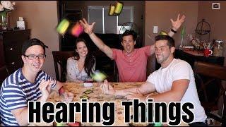 Santagato Family Hearing Things Ad
