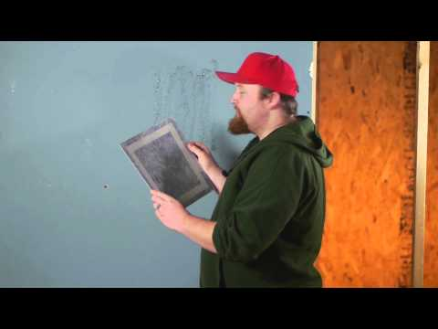 How Get Self-Stick Vinyl Tile to Stick to Walls : Flooring Repairs