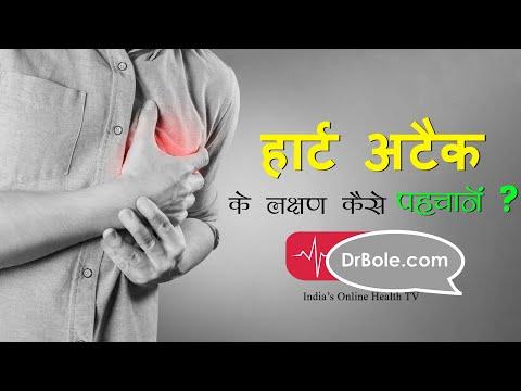 हार्ट अटैक के लक्षण कैसे पहचानें Hindi Health Tips