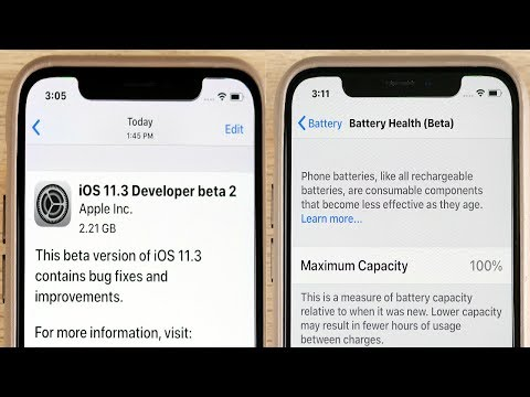 iOS 11.3 Beta 2 Released! - Should You Download?