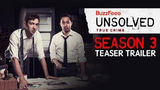 Unsolved True Crime Season 3 Trailer