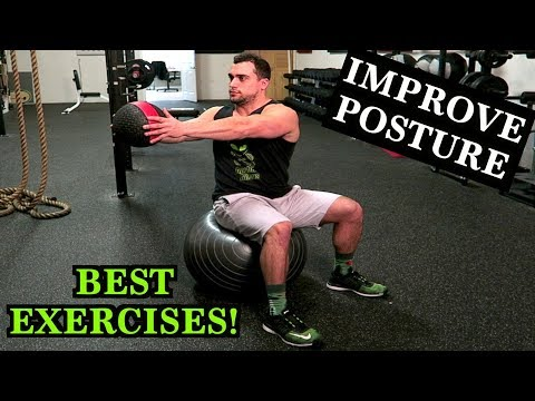 Top 5 Exercises to IMPROVE POSTURE!