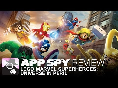 Lego Marvel Super Heroes: Universe in Peril   iOS iPhone / iPad Gameplay Review - AppSpy.com