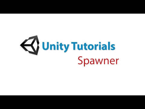 Unity Tutorial: Instantiation and Spawner