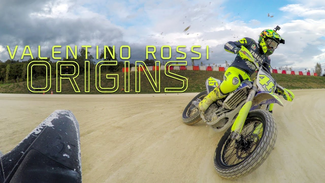 GoPro: Valentino Rossi - Origins - Tavullia & MotoGP™