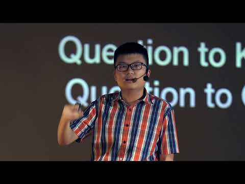 Question to Know; Question to Grow | Phu Nguyen | TEDxYouth@SSIS