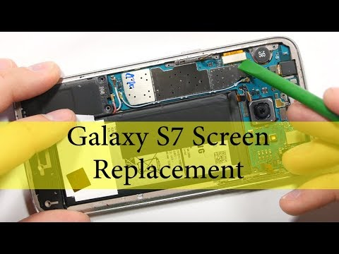 How to: Samsung Galaxy S7 Screen Replacement guide