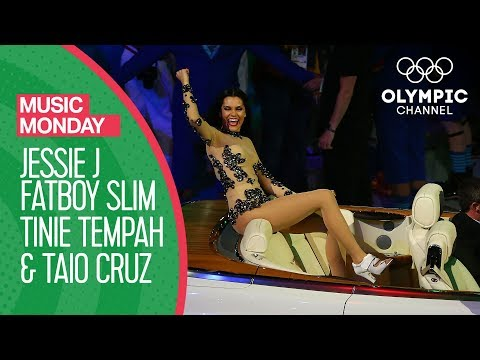 Jessie J, Taio Cruz, Tinie Tempah and Fatboy Slim Medley! | Music Monday